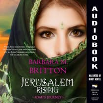 Jerusalem Rising: Adah's Journey by Barbara M. Britton audiobook