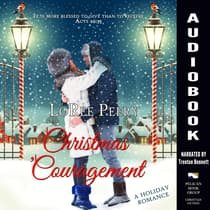 Christmas 'Couragement by LoRee Peery audiobook