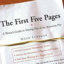 The First Five Pages by Noah Lukeman audiobook