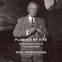 Plagued by Fire by Paul Hendrickson audiobook