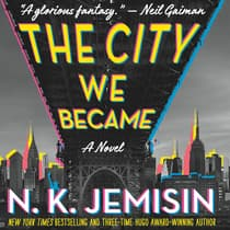 The City We Became by N. K. Jemisin audiobook