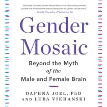 Gender Mosaic by Daphna Joel audiobook