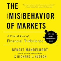 The Misbehavior of Markets by Benoit Mandelbrot audiobook