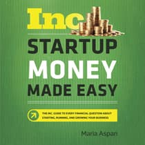 Startup Money Made Easy by Maria Aspan audiobook
