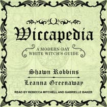 Wiccapedia by Leanna Greenaway audiobook