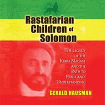 Rastafarian Children of Solomon by Gerald Hausman audiobook