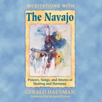 Meditations with the Navajo by Gerald Hausman audiobook