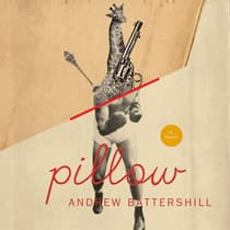 Pillow by Andrew Battershill audiobook
