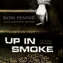 Up in Smoke by Ross Pennie audiobook