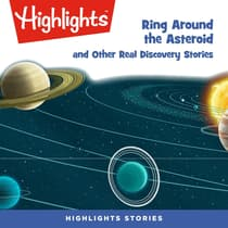 Ring Around the Asteroid and Other Real Discovery Stories by various authors audiobook