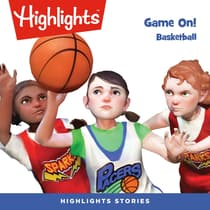 Game On! Basketball by Rich Wallace audiobook