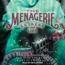 Krakens and Lies by Tui T. Sutherland audiobook