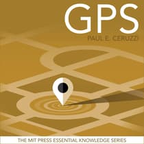 GPS by Paul E. Ceruzzi audiobook