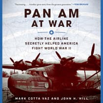 Pan Am at War by Mark Cotta Vaz audiobook