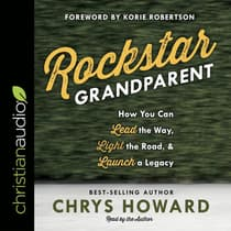 Rockstar Grandparent by Chrys Howard audiobook