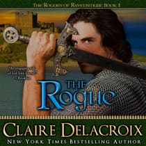 The Rogue by Claire  Delacroix audiobook