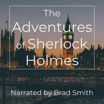 The Adventures of Sherlock Holmes by Arthur Conan Doyle audiobook