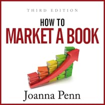 How To Market A Book by Joanna Penn audiobook
