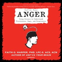 Unf*ck Your Anger by Faith G. Harper audiobook