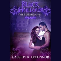 Black Hollow by Cassidy K. O'Connor audiobook