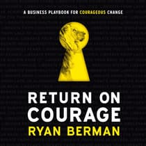 Return On Courage by Ryan Berman audiobook