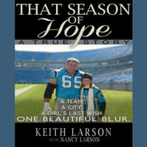 That Season of Hope by Keith Larson audiobook