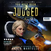 You Have Been Judged by Craig Martelle audiobook