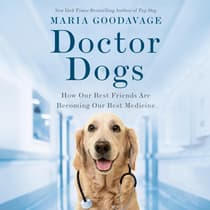 Doctor Dogs by Maria Goodavage audiobook