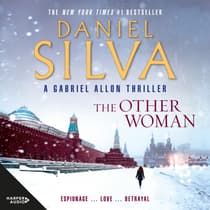 The Other Woman by Daniel Silva audiobook
