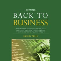 Getting Back to Business by Daniel Peris audiobook