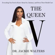 The Queen V by Jackie Walters audiobook