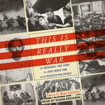 This Is Really War by Emile Le Beau Lucchesi audiobook