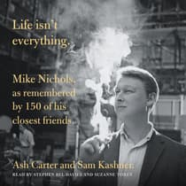 Life Isn't Everything by Ash Carter audiobook