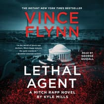 Lethal Agent by Vince Flynn audiobook