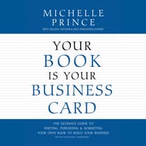 Your Book Is Your Business Card by Michelle Prince audiobook
