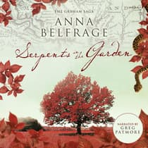 Serpents in the Garden by Anna Belfrage audiobook