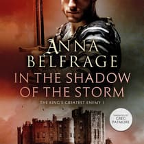 In the Shadow of the Storm by Anna Belfrage audiobook