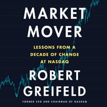Market Mover by Robert Greifeld audiobook