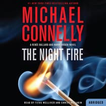 The Night Fire by Michael Connelly audiobook