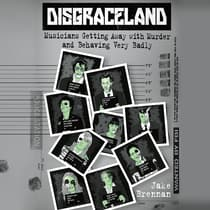 Disgraceland by Jake Brennan audiobook
