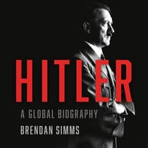 Hitler by Brendan Simms audiobook