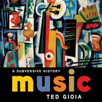 Music by Ted Gioia audiobook