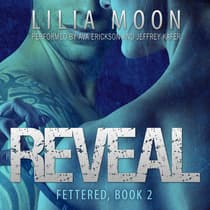REVEAL:  Scorpio & Harlan (Fettered #2) by Lilia Moon audiobook