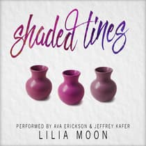 Shaded Lines (Handcrafted #3) by Lilia Moon audiobook