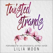 Twisted Strands (Handcrafted #1) by Lilia Moon audiobook
