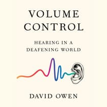 Volume Control by David Owen audiobook