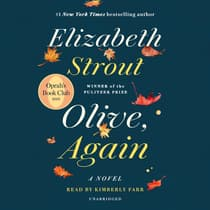 Olive, Again by Elizabeth Strout audiobook