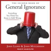 The Second Book of General Ignorance by John Lloyd audiobook