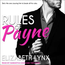Rules of Payne by Elizabeth Lynx audiobook