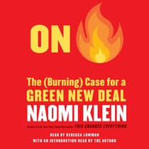 On Fire by Naomi Klein audiobook